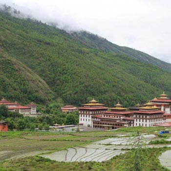 Highlights of Bhutan Tours is 7-days 6 Nights
