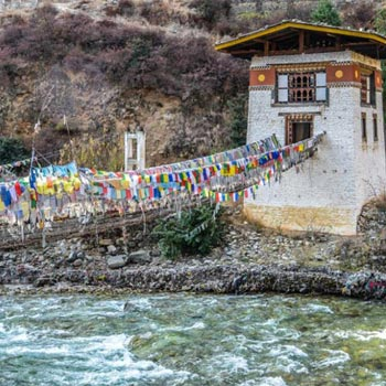 Best of Partial Bhutan Tours