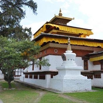 Central Bhutan Tours