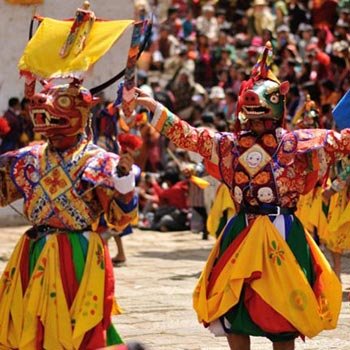 Punakha Tshechu and Drupchen Festival Tour