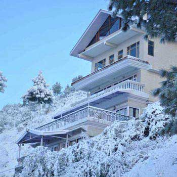 Shimla 4 Nights 5 Days Camping Package