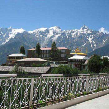 Holiday in Himachal Touer