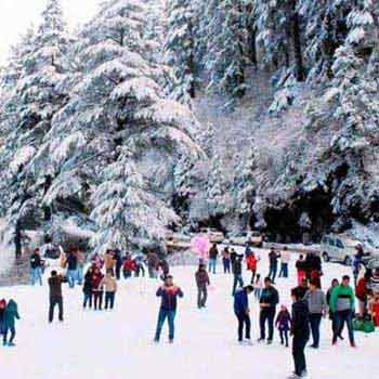 6 Days Shimla to Manali Tour