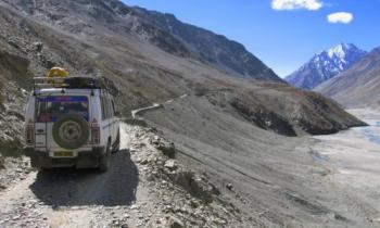 Ladakh Jeep Safari Tour