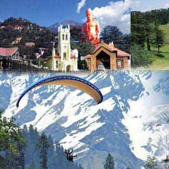 Kullu Manali Shimla Package