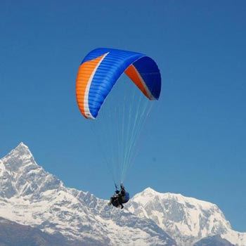 Paragliding and Camping in Bir-Billing Tour