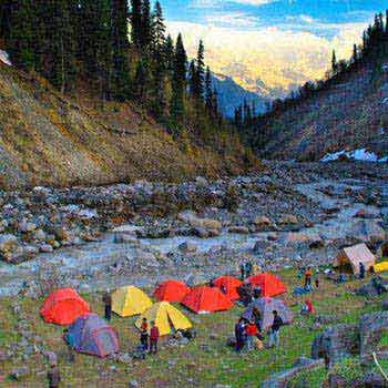 Beas Kund Trekking And Camping Tour