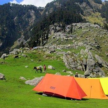 Camping, Trekking & Paragliding In Bir Billing Tour
