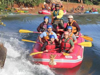 Adventure In Dandeli for 2 Night 3 Days Tour