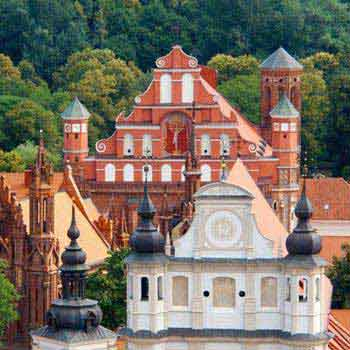 7 day around Lithuania Adventure Guaranteed Departure Tour