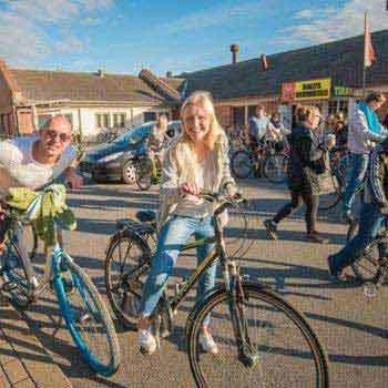 Self-Guided Cycling in Lithuania Coastline National Park Tour