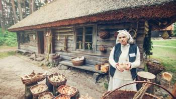 Lithuania Traditional Crafts Weekend Break 5 Days