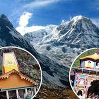 Chardham Yatra  ( Fixed Departure Ex Delhi)  Semi Deluxe Package