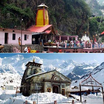 Chardham Yatra Package ( Ex Delhi)  Deluxe Package