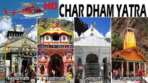 5 Days Chardham Yatra Helicopter Package - Dehradun - Yamunotri - Gangotri - Kedarnath - Badrinath - Dehradun