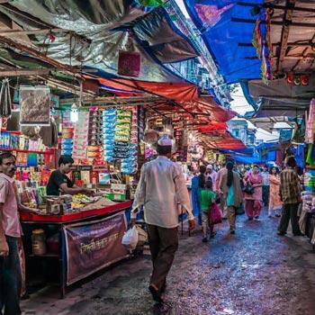 Mumbai Bazaar Tour