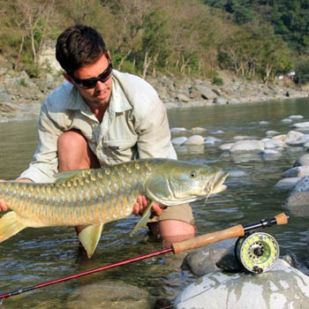 Angling & Fishing Tour In Bhikiyasen Uttrakhand