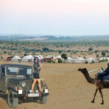 4×4 Jeep Safari Tour