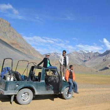Jeep Safari Tour, Shimla To Manali