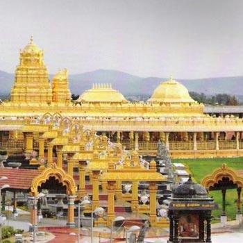 Tiruvannamali - Vellore - Tirupathi Tour