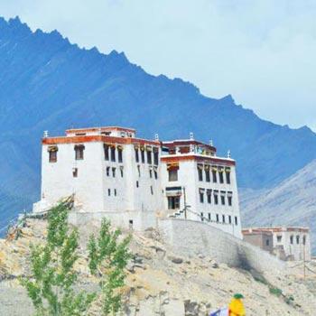 Ladakh at Glance 4 Nights/5 Days Tour