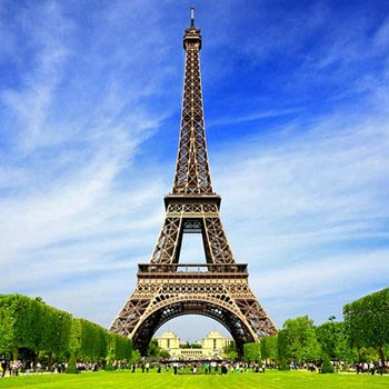 Paris Honeymoon Package