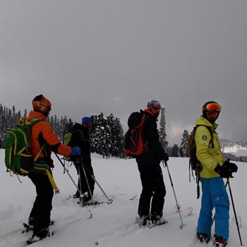 Ski Holiday Package 4N5D Tour