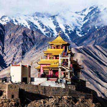 Ladakh Complete Tour 7N 8D