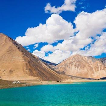 Ladakh Pangong Tour 6N 7D