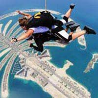 Adventure Dubai Package