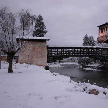 6 Night 7 Day Bhutan Plan Tour