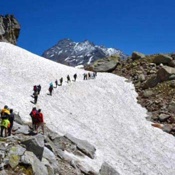 Hampta Pass Trek Manali Tour
