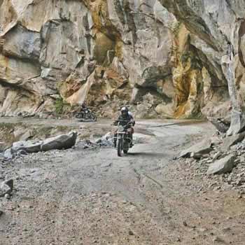 Spiti Motorbike Voyage Tour