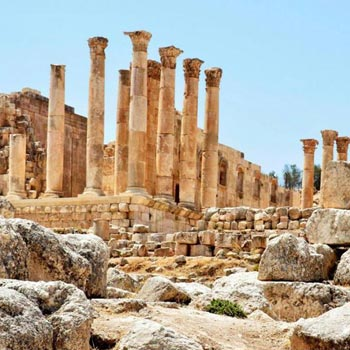 Discover Jordan Packages