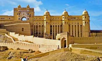 Golden Triangle with Rajasthan Tour