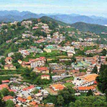 Haridwar-Mussoorie-Corbett-Nainital-Kausani-Ranikhet Tour