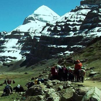 Kailash Mansarovar Yatra (Helicopter Package Ex-Lucknow) Tour