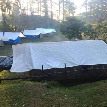 Camping In Mussoorie Tour