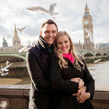Mesmerizing London Honeymoon Package