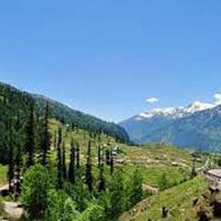 Mussoorie Holiday Tour
