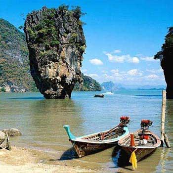 Honeymoon Island Delight Tour