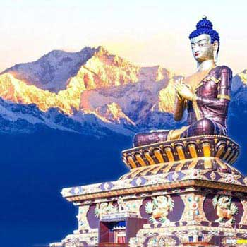 Gangtok The Wonder Hill Tour