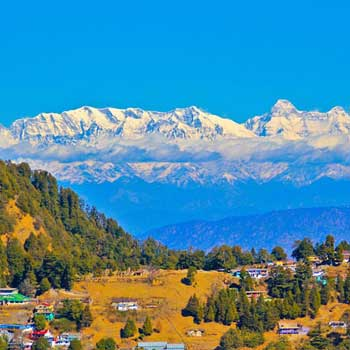 Package Tour To Uttarakhand