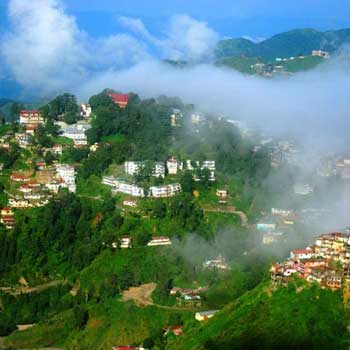 Haridwar, Mussoorie & Back to Delhi Package