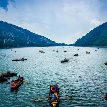 Nainital Weekend Tour