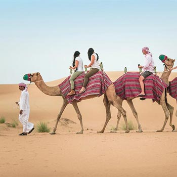 Dubai Desert Safari Trip Package