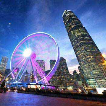 Stunning Hong Kong Tour