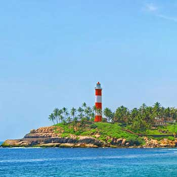 Explore India's Southern Tip 4 Days / 3 Nights Tour