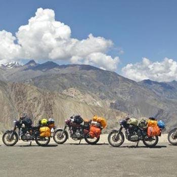 Bike Tour From Manali To Ladakh Tour