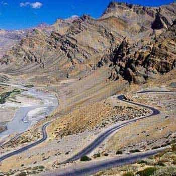 Manali-Leh-Via Tsokar Tsomoriri-Zanskar